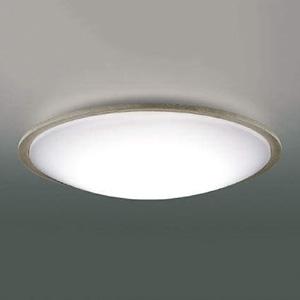 コイズミ照明 LEDシーリングライト 《Reeter》 ~10畳用 調光・調色タイプ 電球色~昼光色 リモコン付 グレイッシュウッド AH49333L