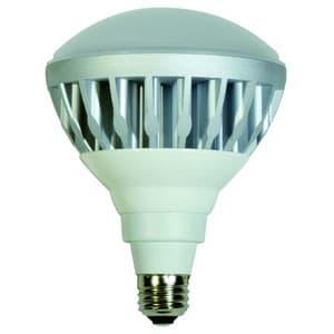 日動工業 高演色LED電球 エコビック25W バラストレス水銀灯250W相当 ワイドタイプ 昼白色 口金E26 L25W-E26-50K