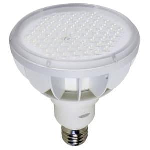 日動工業 高演色LED電球 ハイスペックエコビック50W バラストレス水銀灯500W相当 スポットタイプ 昼白色 口金E39 白色 L50W-E39-SW-50K-N