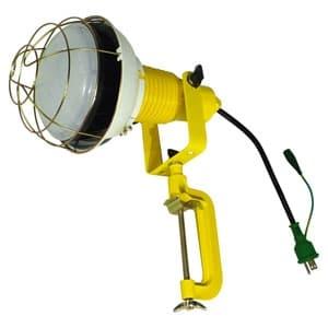 日動工業 作業用LED投光器 ワイドタイプ バラストレス水銀灯500W相当 ワイドタイプ ATL-E5000JPN 高演色LED電球 ハイスペックエコビック50W ポッキンプラグ 昼白色 口金E39 難燃性電線0.3m ポッキンプラグ バイス付 ATL-E5000JPN, マリーナ楽器ショップ:52cde39c --- officewill.xsrv.jp