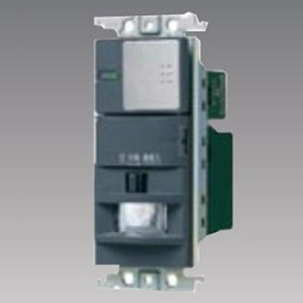 パナソニック 熱線センサ付自動スイッチ 《かってにスイッチ》 壁取付 2線式・3路配線対応形 LED専用1.2A パイロット・ほたるスイッチC シルバーグレー WTK18116S2K