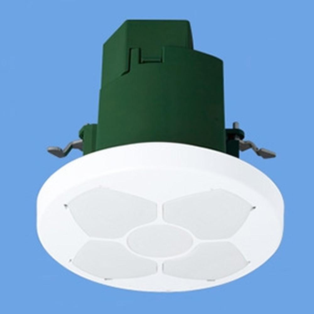 パナソニック 熱線センサ付自動スイッチ子器 《かってにスイッチ》 天井取付 微動検知形 DC12V WTK6912K