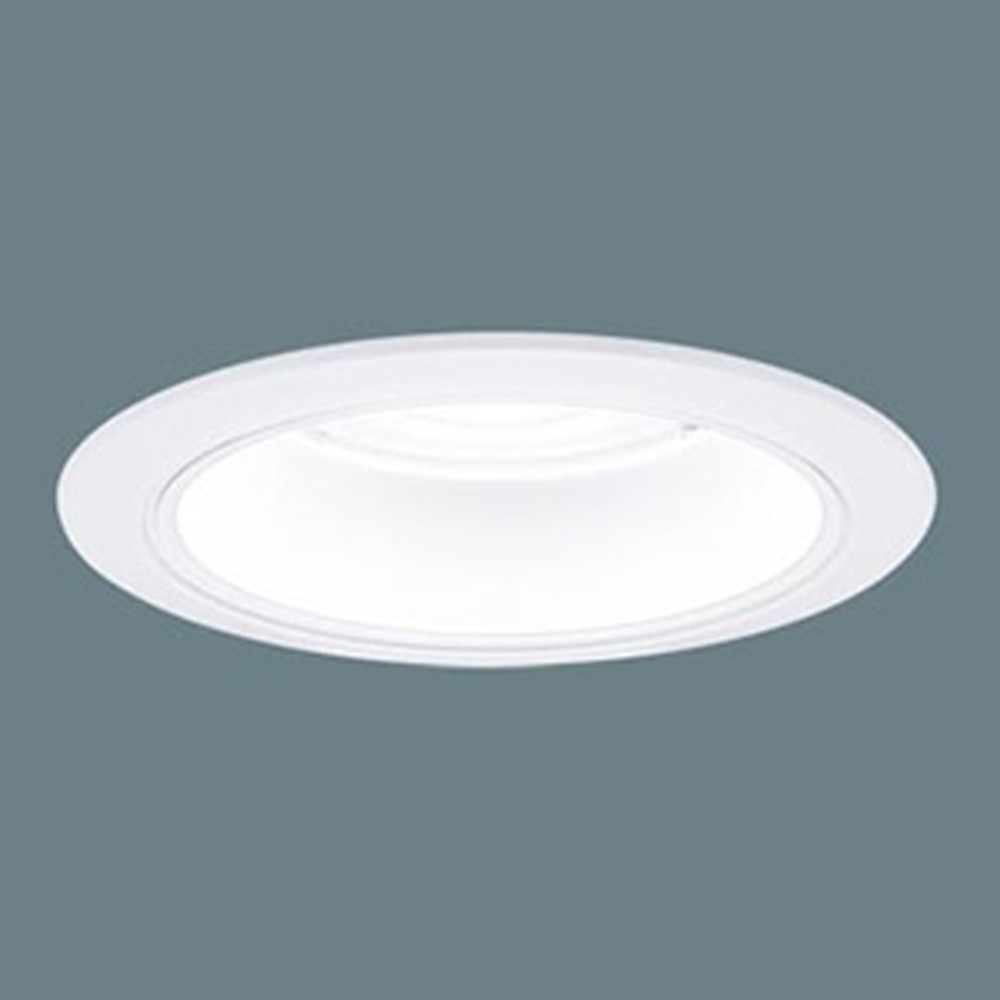 パナソニック LEDダウンライト LED200形 FHT42形器具相当 埋込穴φ100 プレーン 調光タイプ 電球色 2700K 拡散85° ホワイト反射板 XND2031WYLZ9