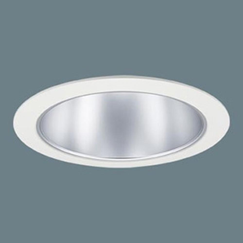 パナソニック LEDダウンライト LED1500形 HID300形器具相当 埋込穴φ150 コンフォート 調光タイプ 白色 広角40° 銀色鏡面反射板 XND9962SWKLR9