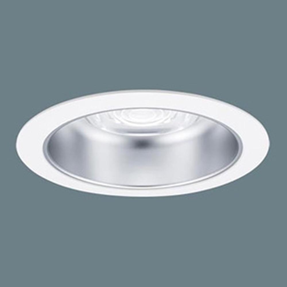 パナソニック LEDダウンライト LED1500形 HID300形器具相当 埋込穴φ200 プレーン 調光タイプ 昼白色 拡散55° XND9984SNKLR9