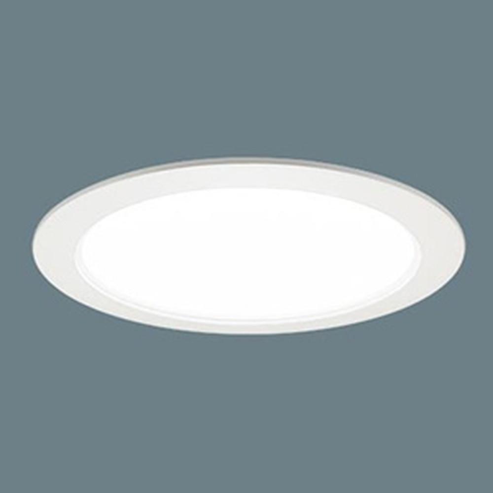 【受注生産品】 パナソニック LEDダウンライト LED1500形 HID300形器具相当 埋込穴φ200 コンフォート 調光タイプ 電球色 拡散70° ホワイト反射板 XND9969WLKLR9