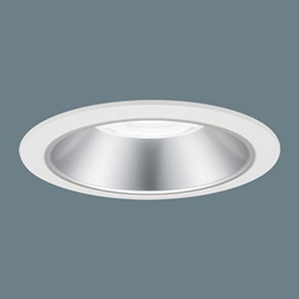 パナソニック LEDダウンライト LED1000形 セラメタ150形器具相当 埋込穴φ150 プレーン 調光タイプ 温白色 拡散70° 銀色鏡面反射板 XND9061SVLZ9
