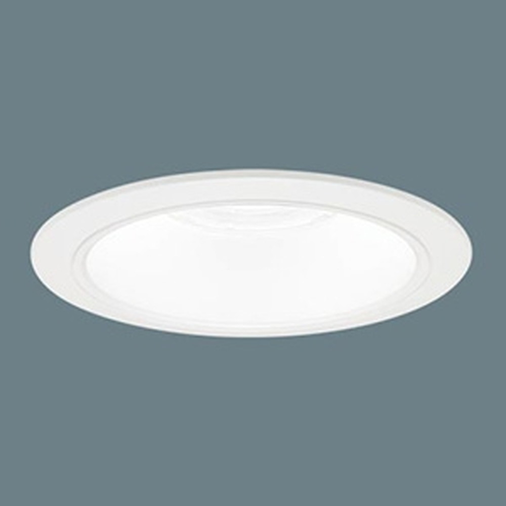 パナソニック LEDダウンライト LED750形 FHT57形×3灯器具相当 埋込穴φ150 プレーン 調光タイプ 電球色 広角50° ホワイト反射板 XND7560WLLZ9