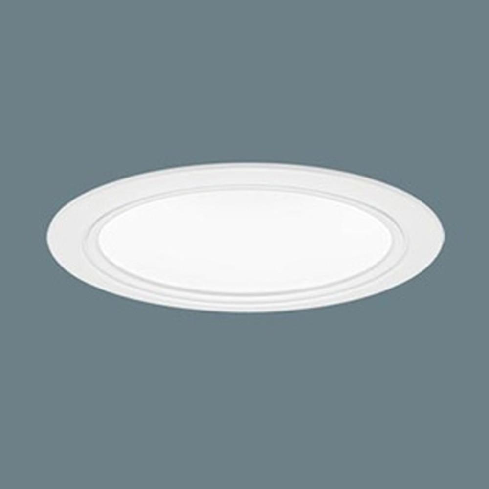 パナソニック LEDダウンライト LED550形 FHT42形×3灯器具相当 埋込穴φ125 コンフォート 調光タイプ 温白色 拡散70° ホワイト反射板 XND5553WVLZ9