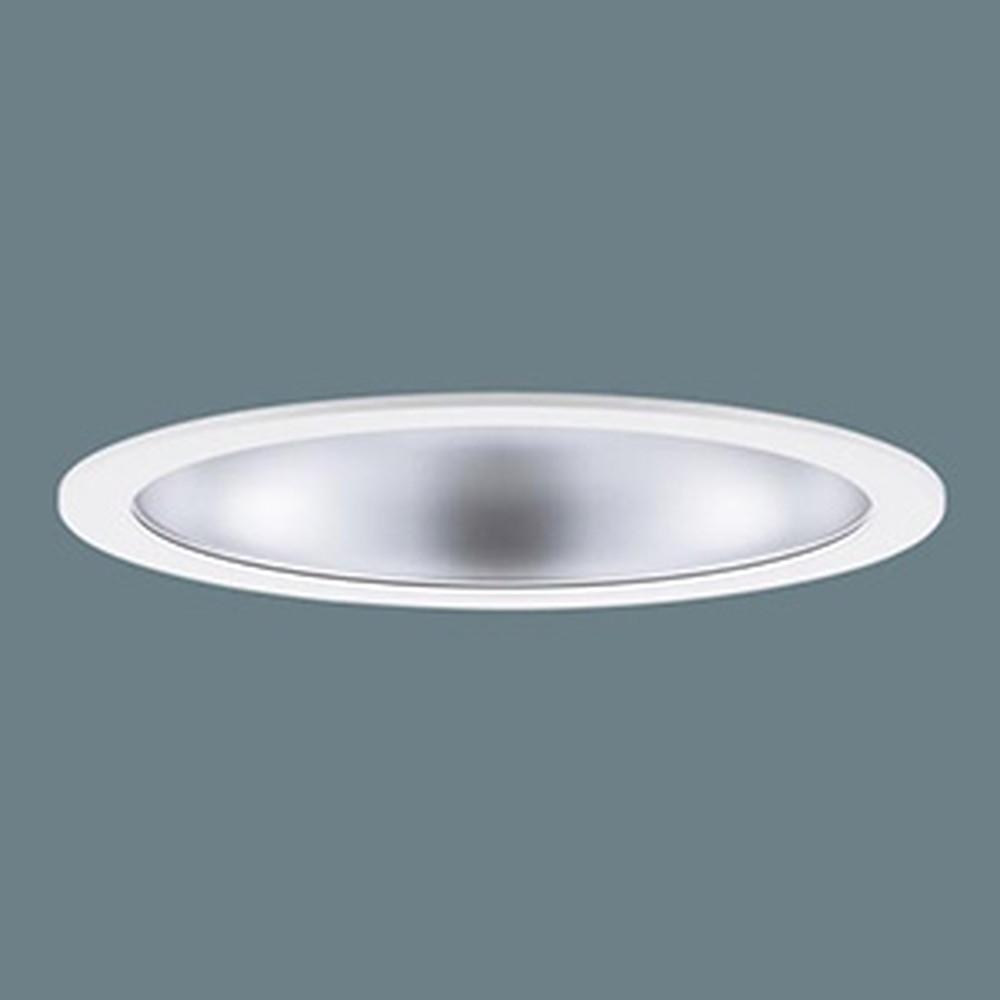 パナソニック LEDダウンライト LED350形 CDM-R70形器具相当 埋込穴φ250 プレーン 調光タイプ 昼白色 広角50° 銀色鏡面反射板 XND3590SNLZ9