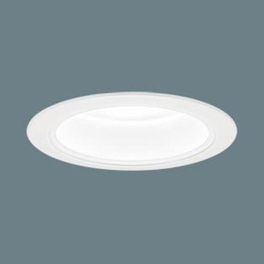 パナソニック LEDダウンライト LED250形 水銀灯100形器具相当 埋込穴φ75 調光タイプ 温白色 広角50° ホワイト XND2500WVLZ9