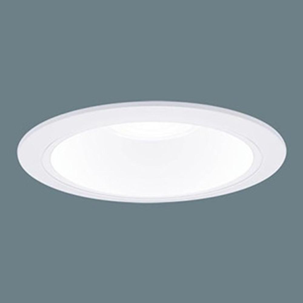 パナソニック LEDダウンライト LED250形 水銀灯100形器具相当 埋込穴φ150 プレーン 調光タイプ 温白色 拡散85° ホワイト反射板 XND2561WVLZ9