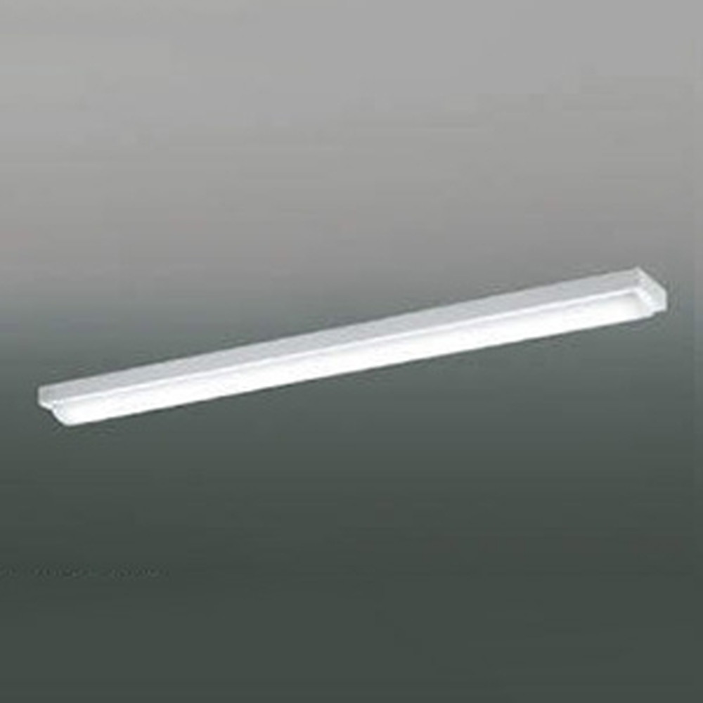 コイズミ照明 LEDユニット搭載ベースライト 《credy ADシリーズ》 40形 直付型 トラフ 2000lmクラス 非調光タイプ FLR40W×1灯相当 昼白色 AH92028L+AE49441L