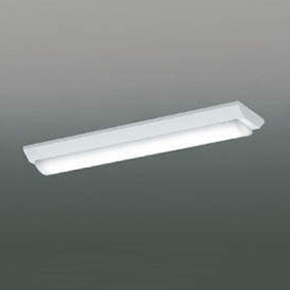 コイズミ照明 LEDユニット搭載ベースライト 《credy ADシリーズ》 20形 直付型 逆富士 W150 3200lmクラス 非調光タイプ Hf16W×2灯高出力相当 昼白色 AH92037L+AE49445L