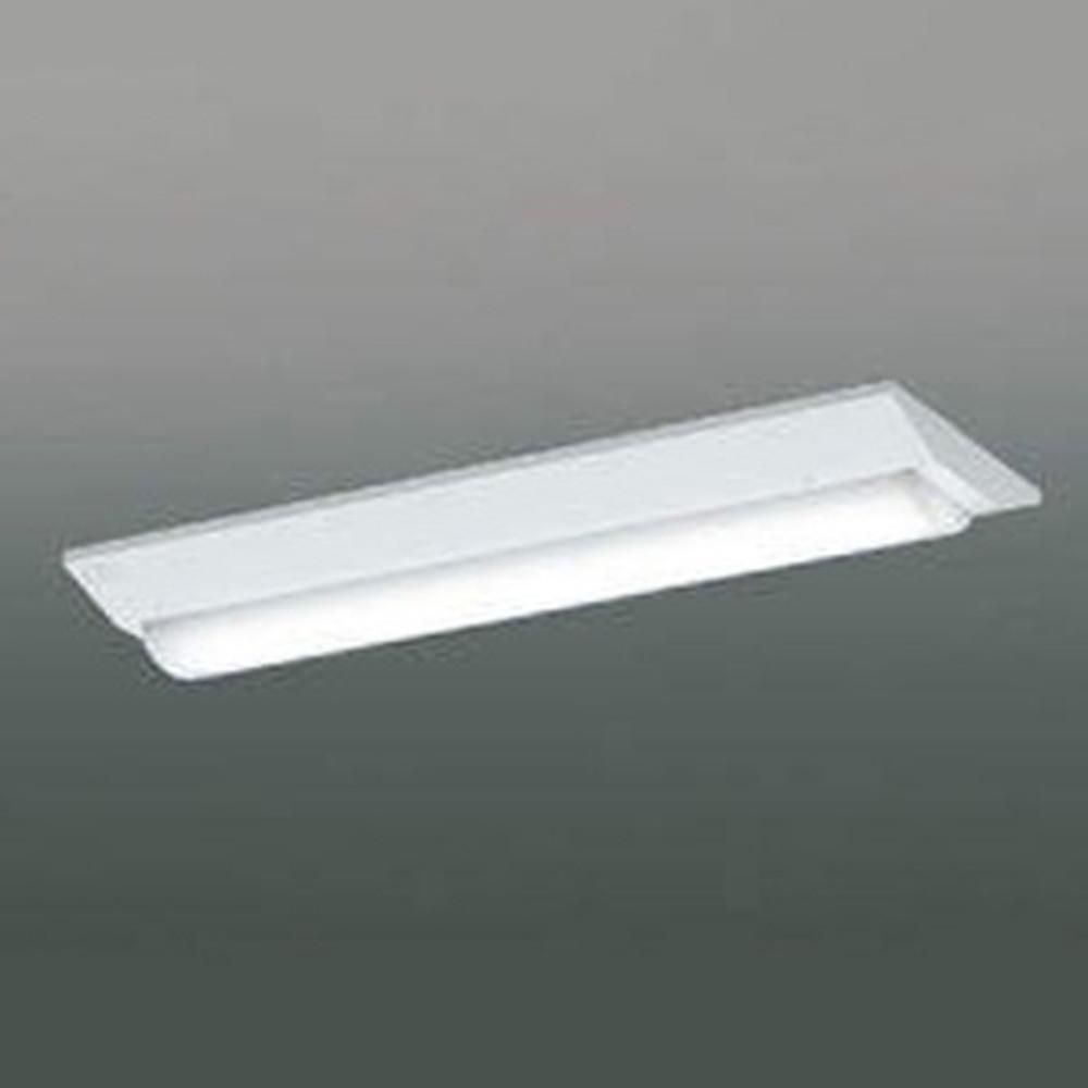 コイズミ照明 LEDユニット搭載ベースライト 《credy ADシリーズ》 20形 直付型 逆富士 W230 3200lmクラス 非調光タイプ Hf16W×2灯高出力相当 昼白色 AH92038L+AE49445L