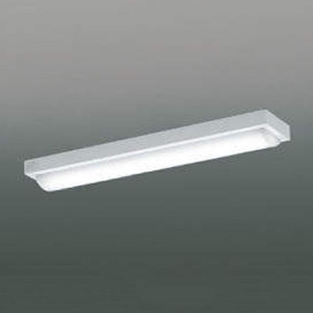 コイズミ照明 LEDユニット搭載ベースライト 《credy ADシリーズ》 20形 直付型 トラフ 3200lmクラス 非調光タイプ Hf16W×2灯高出力相当 昼白色 AH92040L+AE49445L