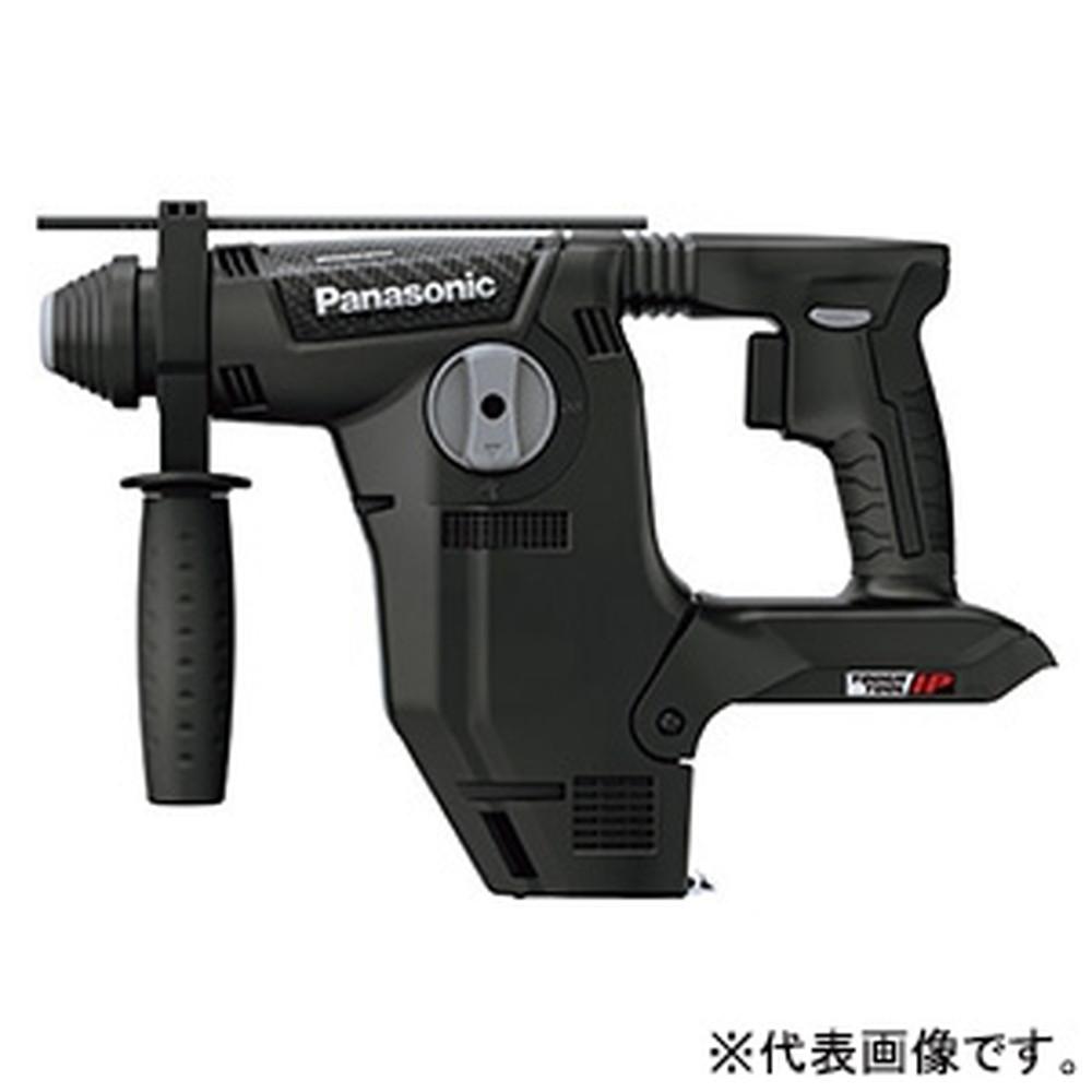 パナソニック 充電ハンマードリル 本体のみ クイックロックチャック方式 防塵・耐水タイプ 回転数3段階切替 赤 EZ7881X-R