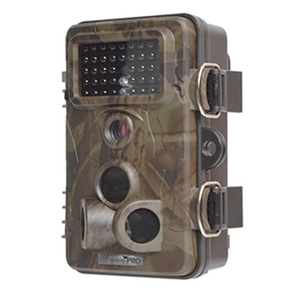 サンコー 自動録画防犯カメラ 防水IP66 赤外線LED×42個 人感センサー付 乾電池式・USB給電 AUTMTSEC