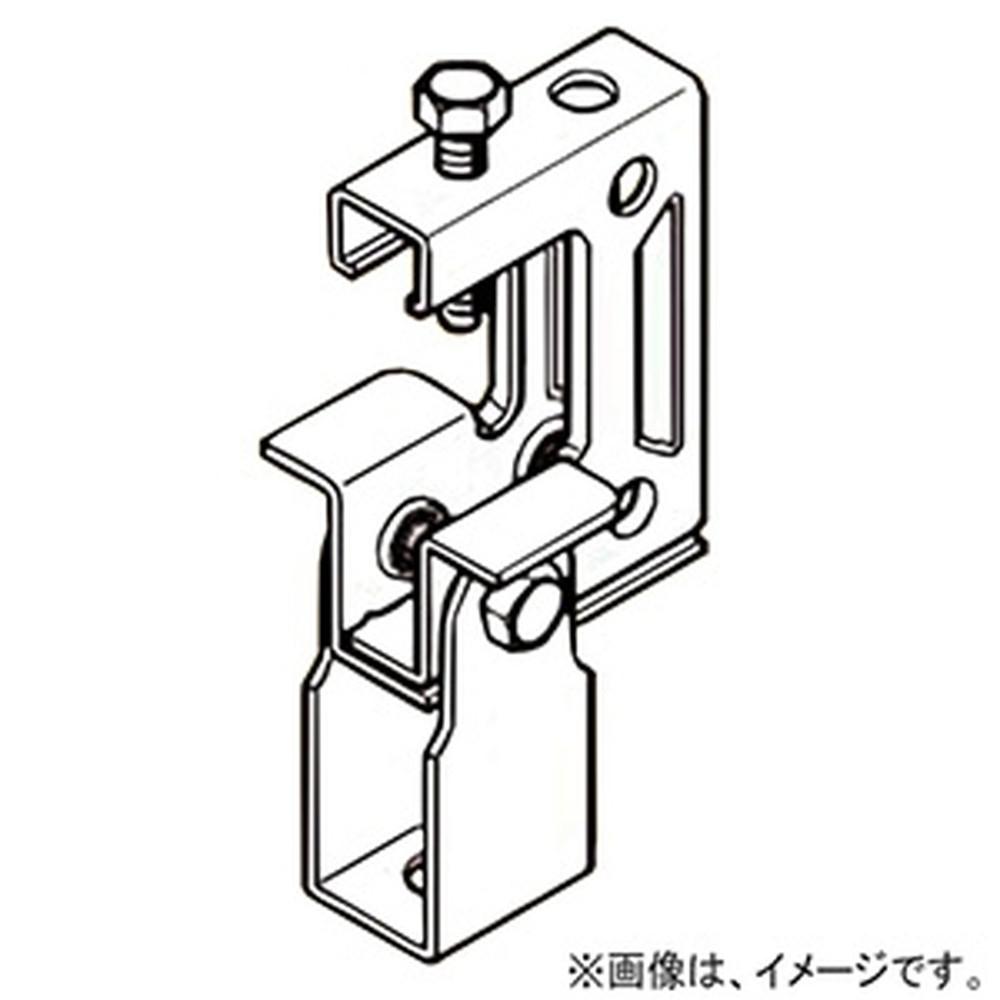 ネグロス電工 【ケース販売特価 50個セット】 一般形鋼用吊りボルト支持金具 W3/8・M10・W1/2・M12 フランジ厚25~40mm 電気亜鉛めっき HB3_set