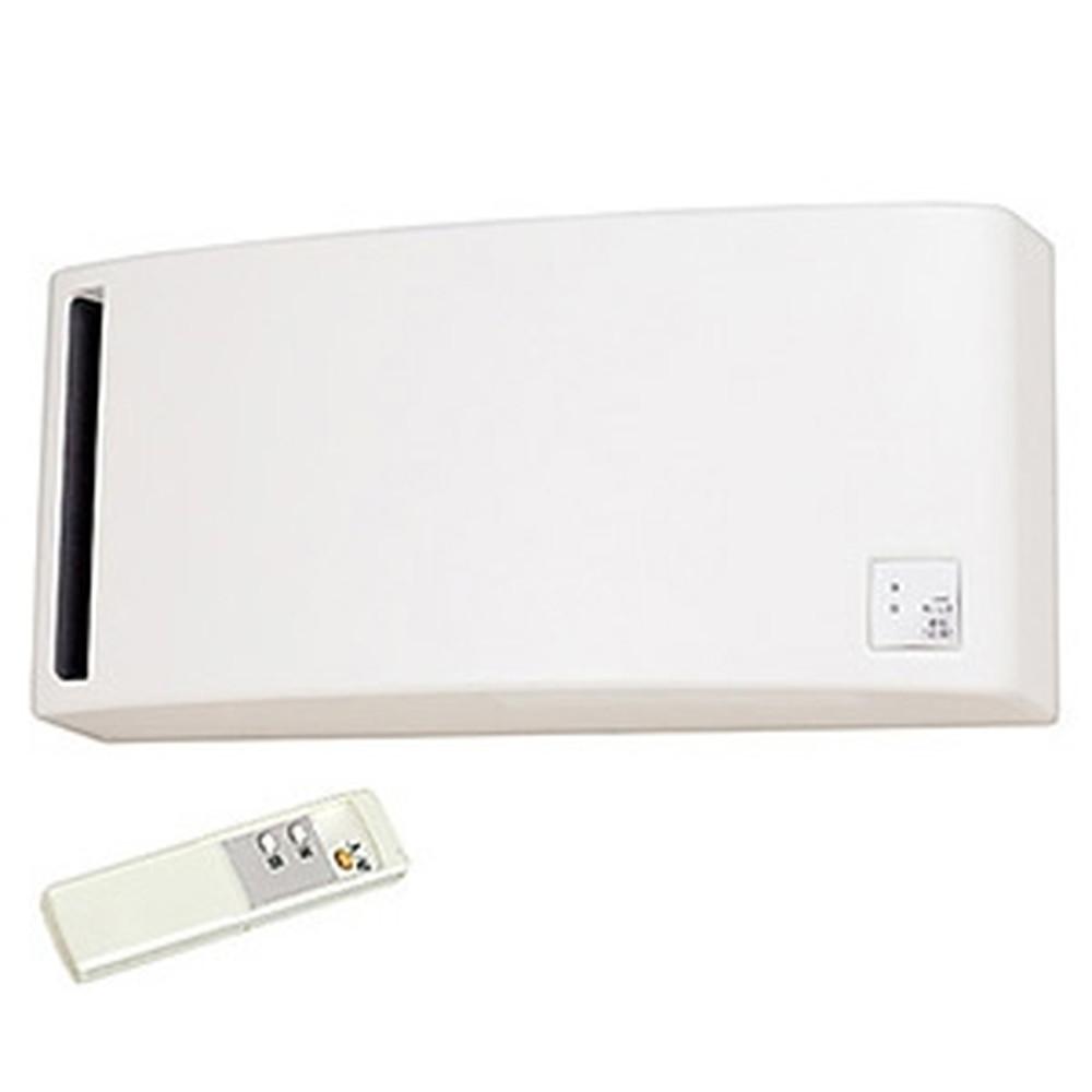 三菱 換気空清機 《ロスナイ®》 冬期結露防止用 排湿タイプ 8畳用 壁掛1パイプ(φ100mm)取付タイプ ワイヤレスリモコンタイプ ホワイト VL-08PSR3