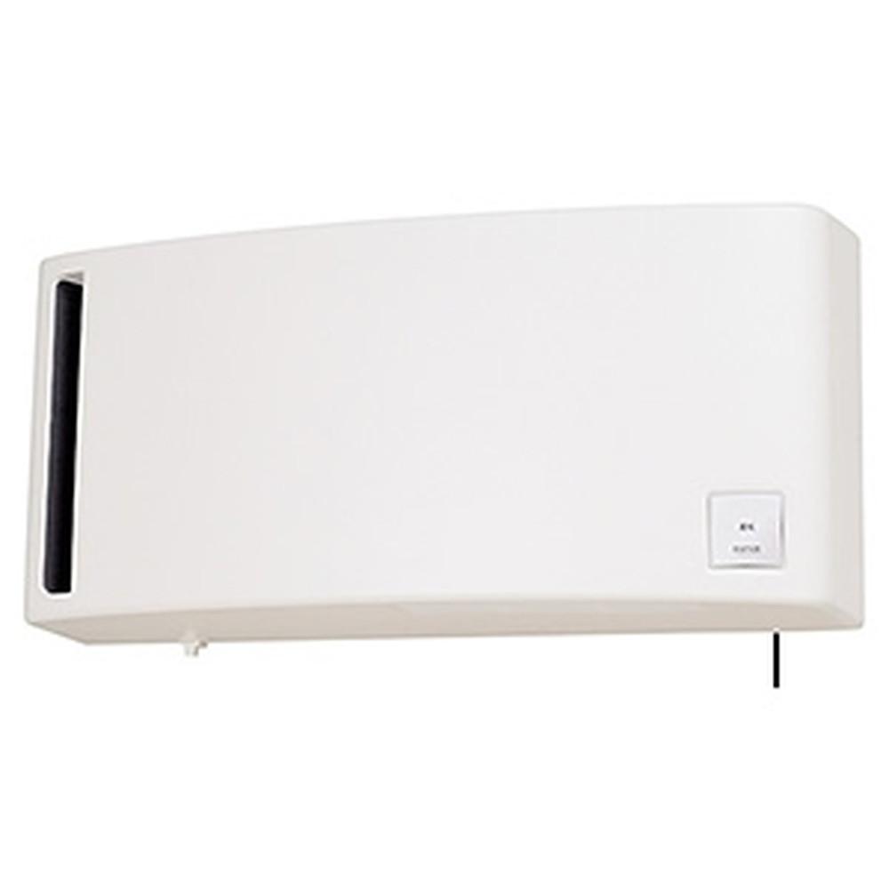 三菱 換気空清機 《ロスナイ®》 準寒冷地・温暖地仕様 住宅用 10畳用 壁掛1パイプ(φ100mm)取付タイプ ロスナイ換気タイプ 引きひもタイプ ホワイト VL-10S3