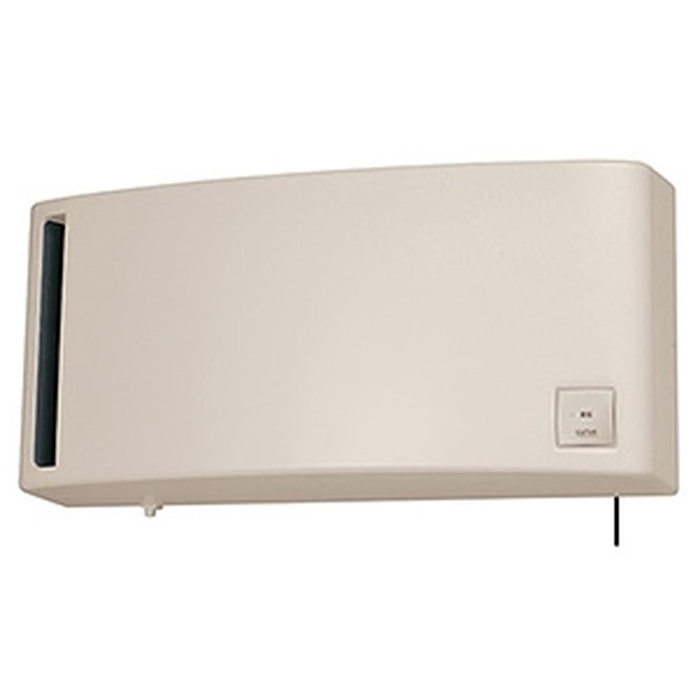 三菱 換気空清機 《ロスナイ®》 準寒冷地・温暖地仕様 住宅用 10畳用 壁掛1パイプ(φ100mm)取付タイプ ロスナイ換気タイプ 引きひもタイプ ベージュ VL-10S3-BE