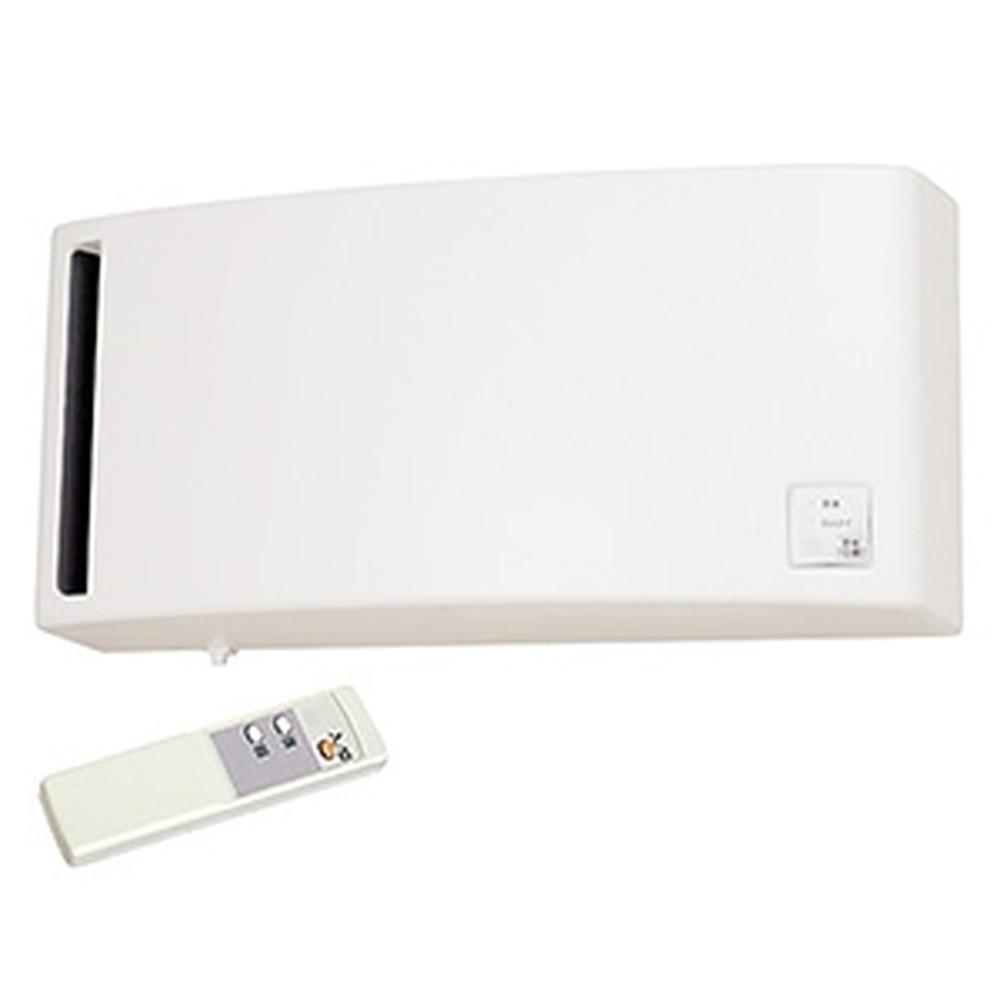 三菱 換気空清機 《ロスナイ®》 準寒冷地・温暖地仕様 住宅用 12畳用 壁掛1パイプ(φ100mm)取付タイプ 急速排気付タイプ ワイヤレスリモコンタイプ VL-12SRH3