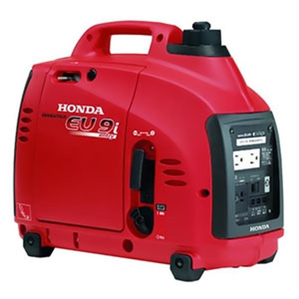 ホンダ 防音型インバーター発電機 交流直流両用タイプ タンク容量2.1L EU9IT1JN1
