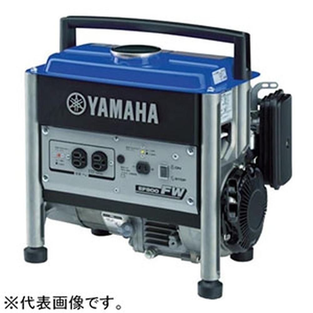 ヤマハ オープン型発電機 交流直流両用タイプ 100V-0.85kVA タンク容量2.7L EF900FW60HZ