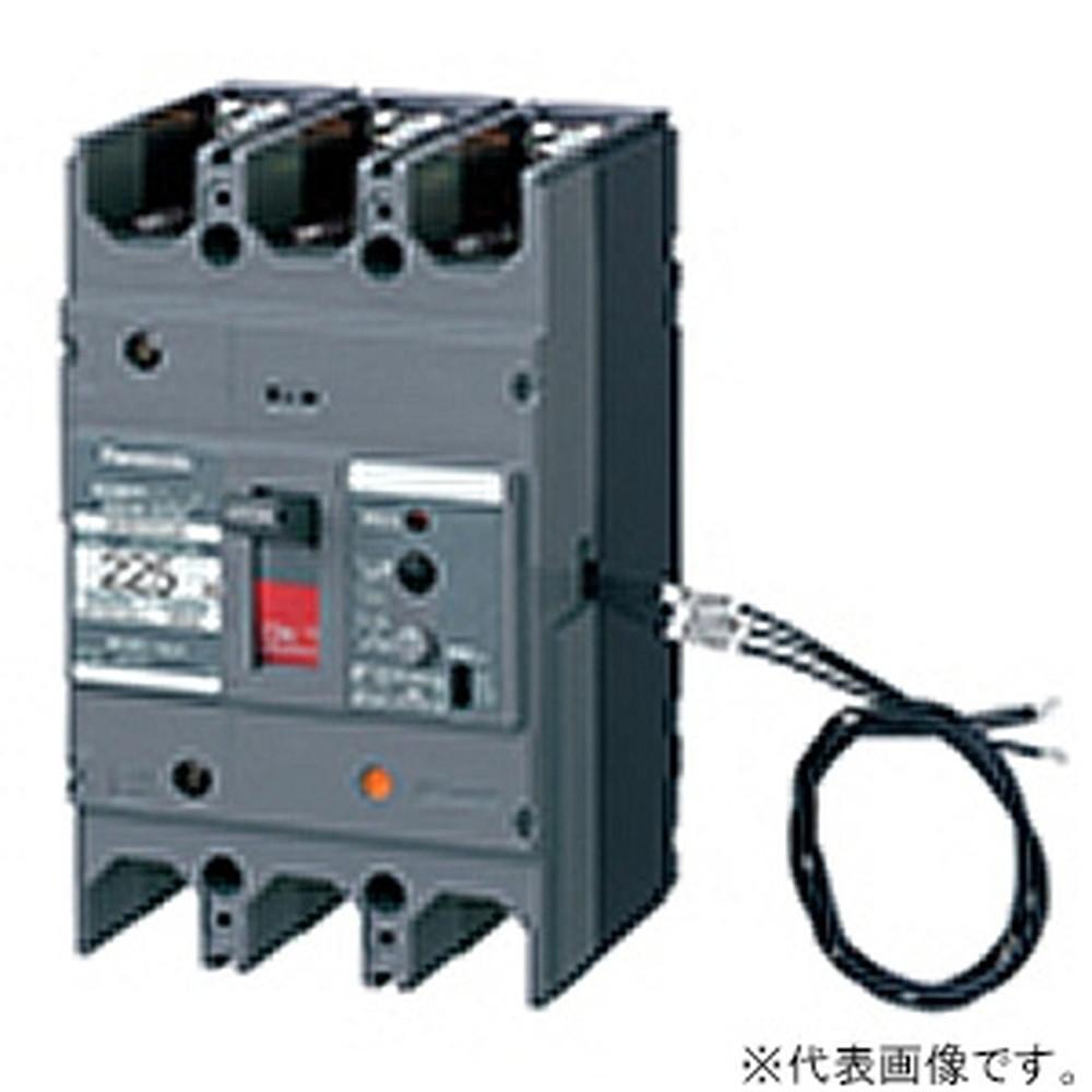 パナソニック 漏電警報付ブレーカ BBW-225Z型 3P3E 125A AC200V専用 盤用 BBW31251ZK
