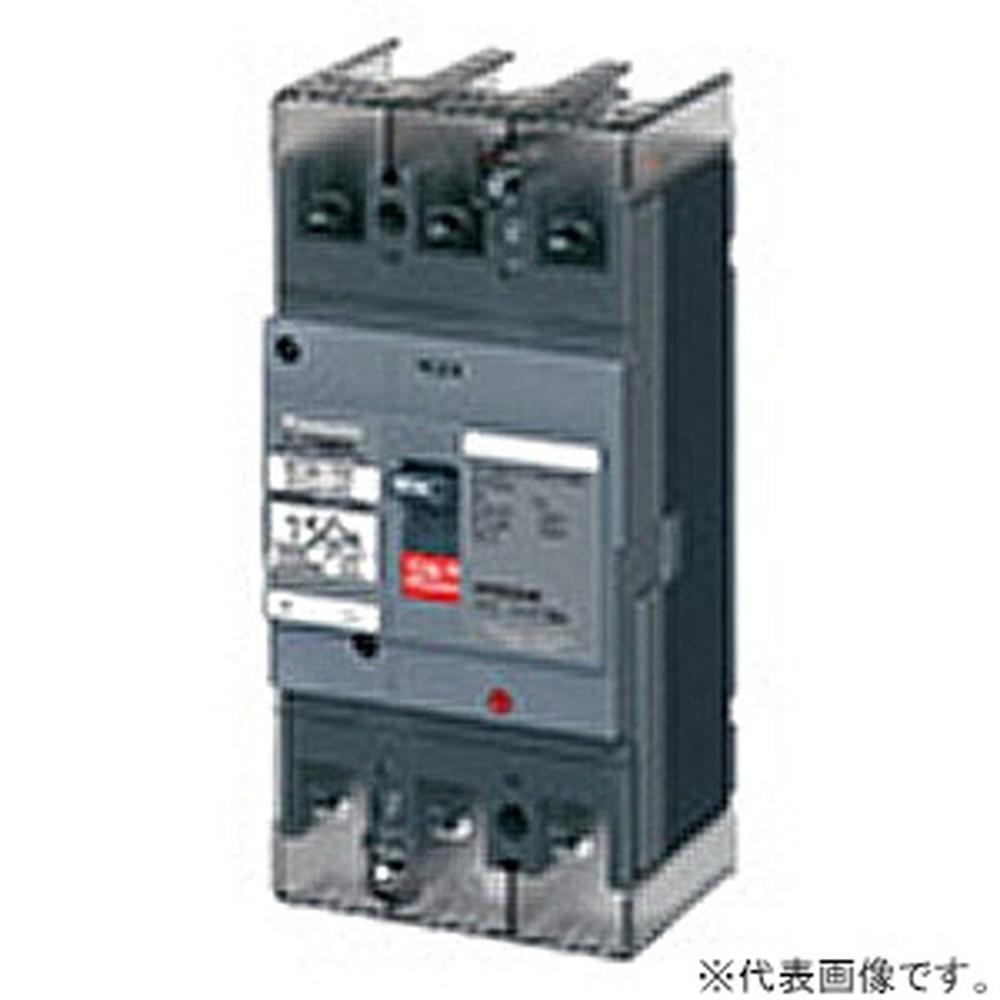 パナソニック サーキットブレーカ モータ保護兼用 BCW-150型 3P3E 125A ボックス内取付用 端子カバー付 BCW31251K