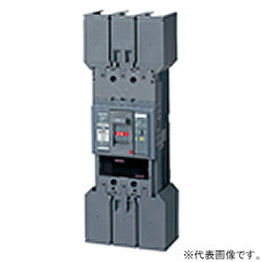 パナソニック 漏電ブレーカ BJW-400型 3P3E 350A 100/200/500mA切替 O.C付 ボックス内取付用 端子カバー付 BJW33509K