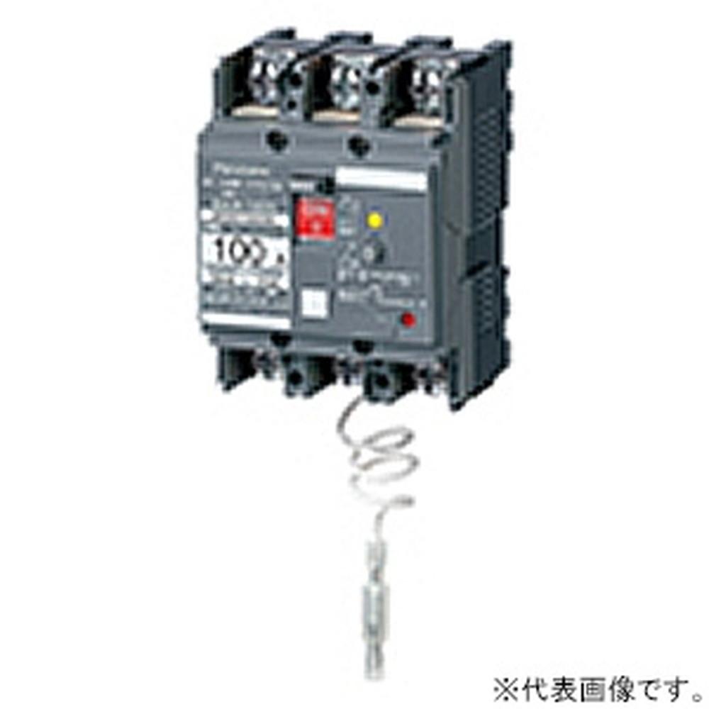 パナソニック 漏電ブレーカ BKW-100N型 JIS協約形 3P2E 100A 30mA 単3中性線欠相保護付 盤用 BKW310035K