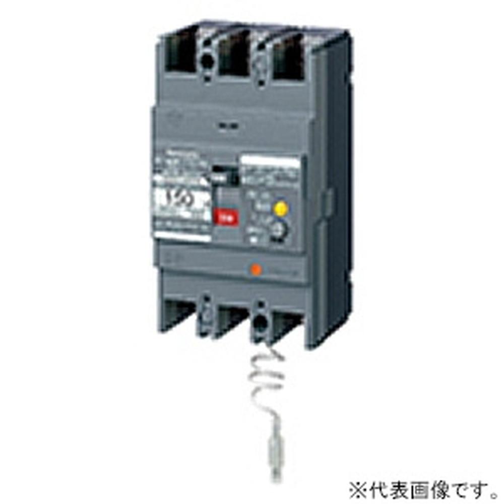パナソニック 漏電ブレーカ BKW-150SN型 3P2E 125A 100/200/500mA切替 単3中性線欠相保護付 盤用 BKW31259S5K