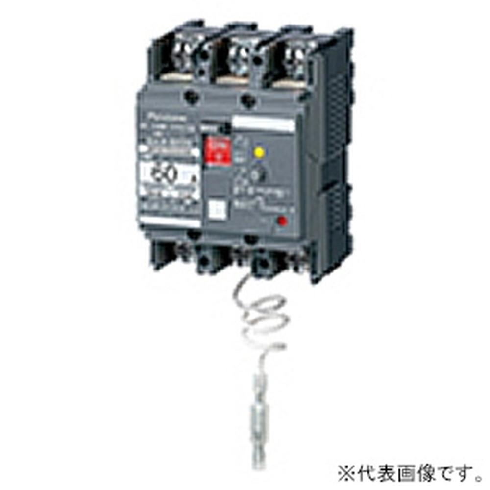パナソニック 漏電ブレーカ BKW-60SN型 JIS協約形 3P2E 60A 30mA 単3中性線欠相保護付 盤用 BKW3603S5K