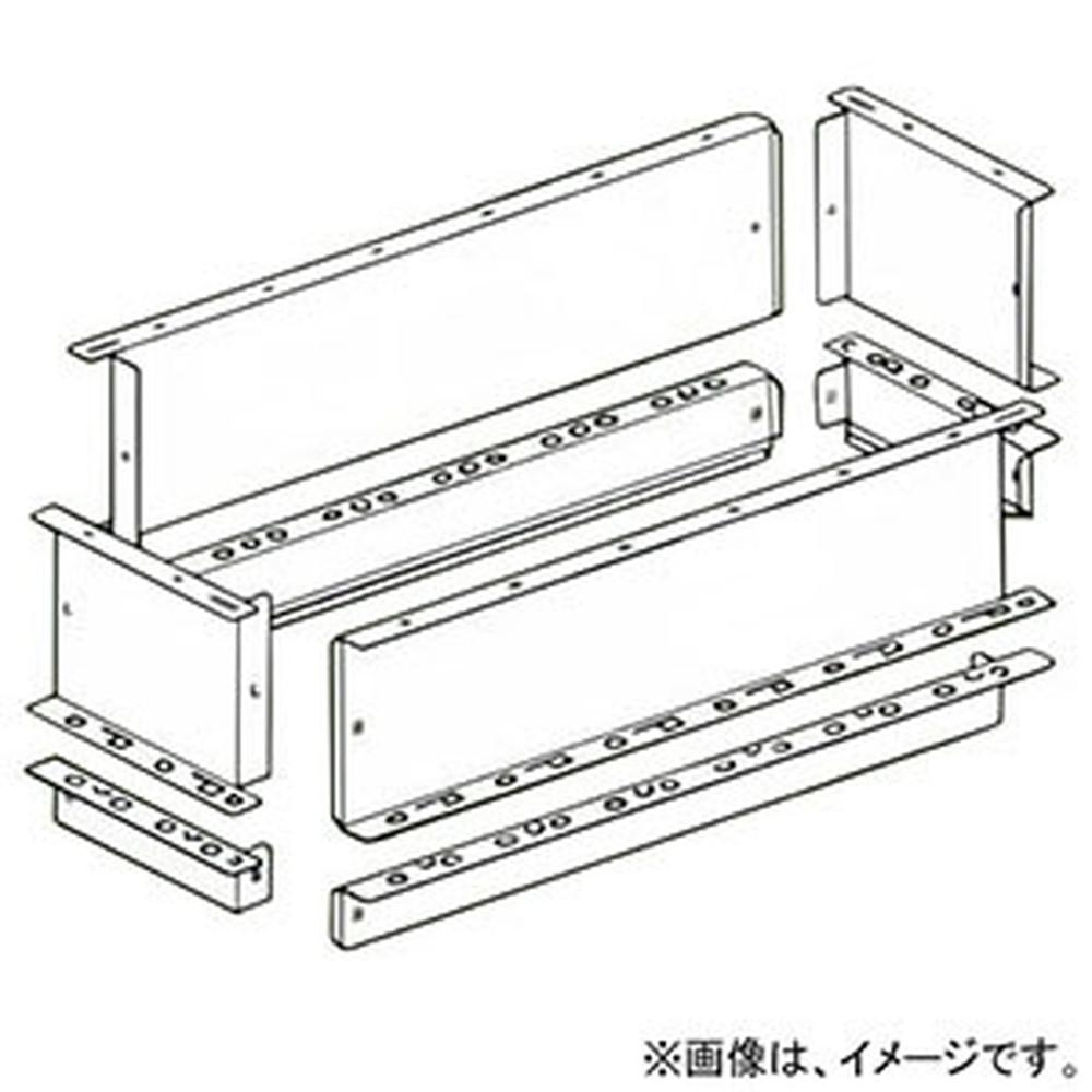 ネグロス電工 鋼製スリーブ 開口サイズ1200×200mm用 TAFAS12020