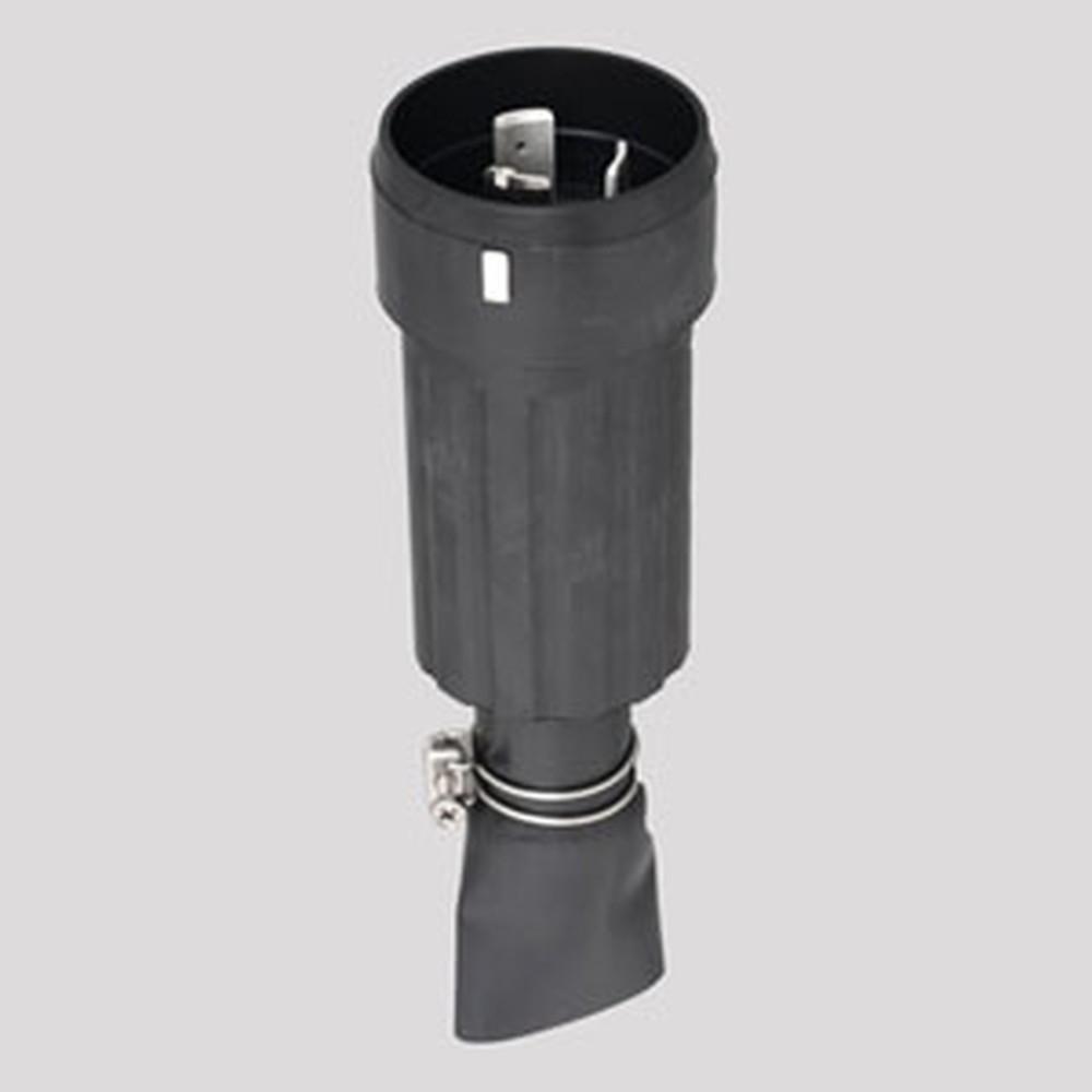 アメリカン電機 防水形プラグ 引掛形 3P 100A 250V 圧着端子式 ゴムカバータイプ 31022RW