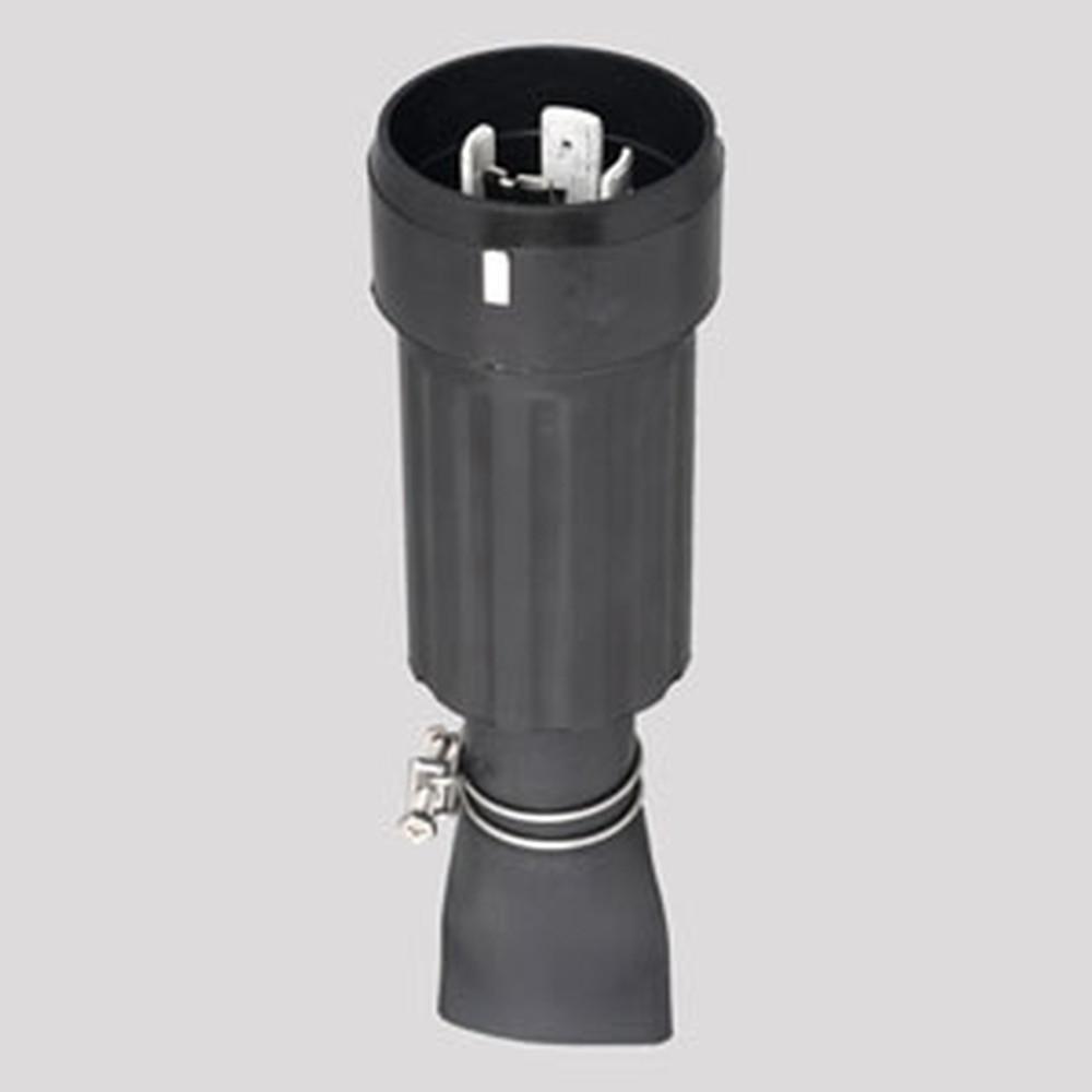 アメリカン電機 防水形プラグ 引掛形 接地形3P 100A 600V 圧着端子式 ゴムカバータイプ 41062RW