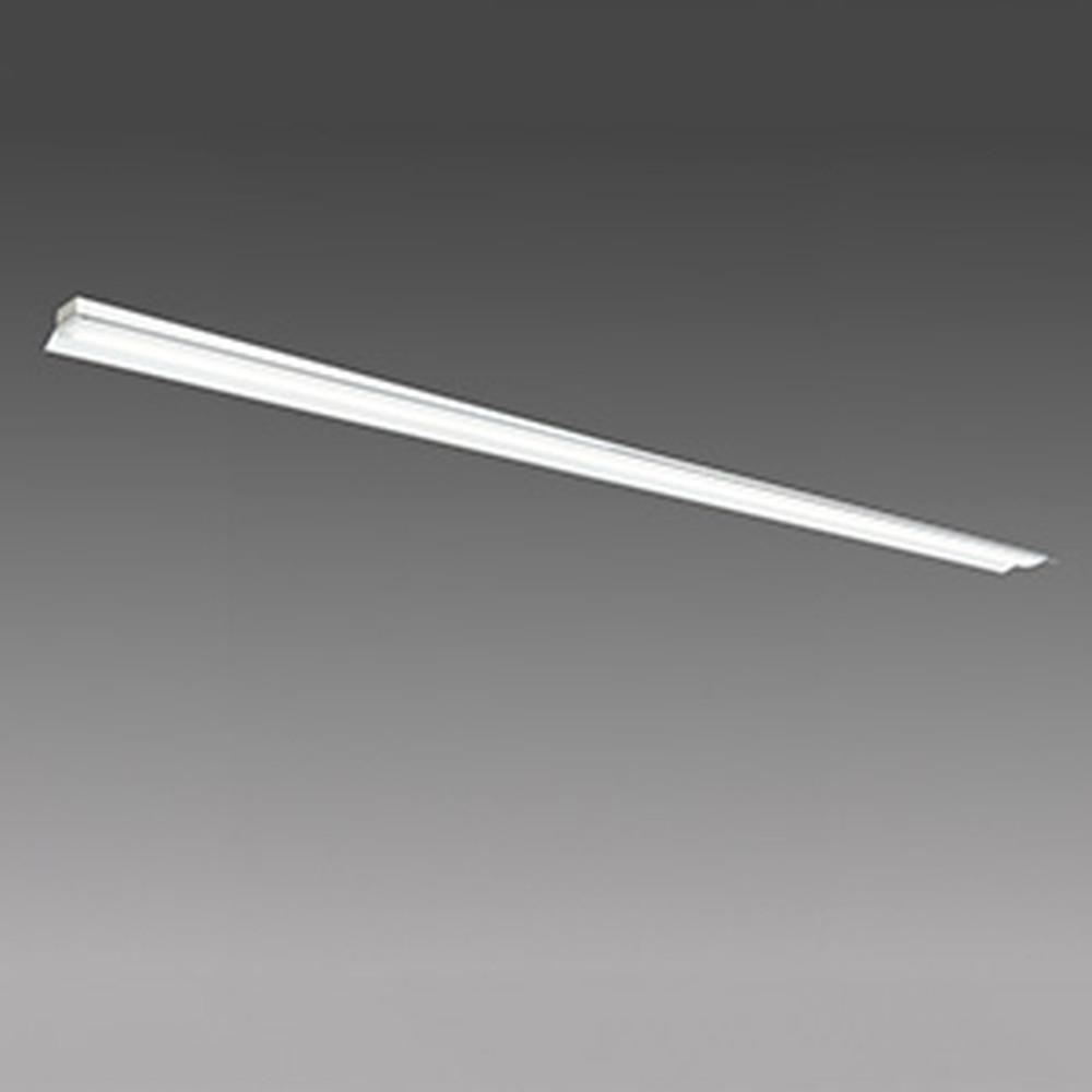 三菱 LEDライトユニット形ベースライト 《Myシリーズ》 110形 直付形 笠付タイプ 一般タイプ 13400lm 固定出力タイプ FHF86形×2灯器具 定格出力相当 昼白色 MY-H914330/N2AHTN