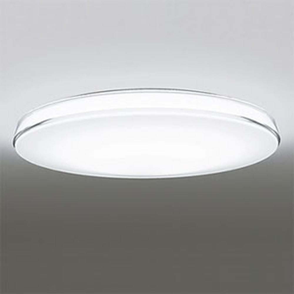 オーデリック LEDシーリングライト 《CLEAR COMPOSITION》 ~14畳用 電球色~昼光色 調光・調色タイプ リモコン付 OL251138