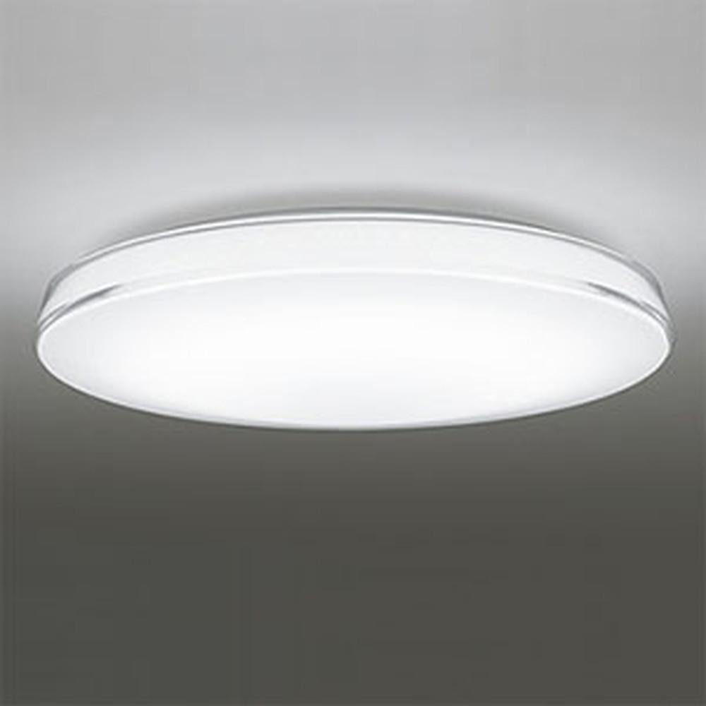 オーデリック LEDシーリングライト 《CLEAR COMPOSITION》 ~10畳用 電球色~昼光色 調光・調色タイプ リモコン付 OL251139