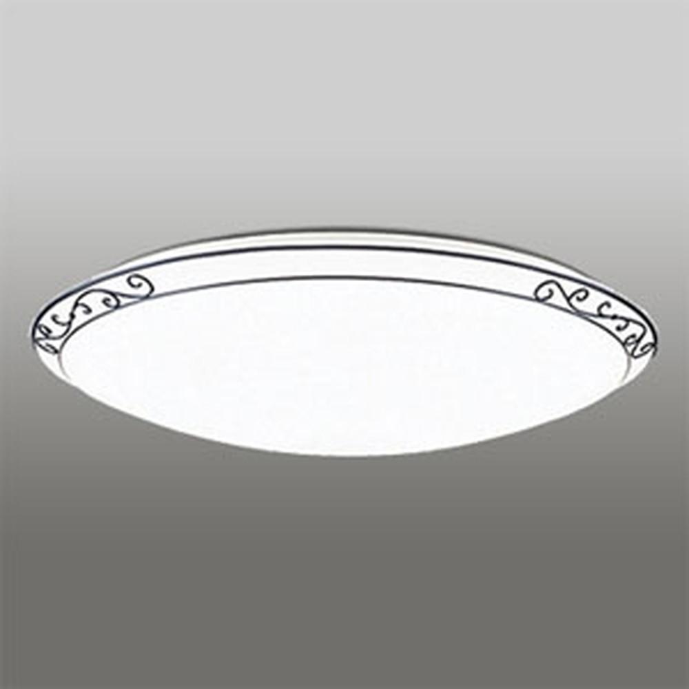 オーデリック LEDシーリングライト ~14畳用 電球色~昼光色 調光・調色タイプ リモコン付 OL251178