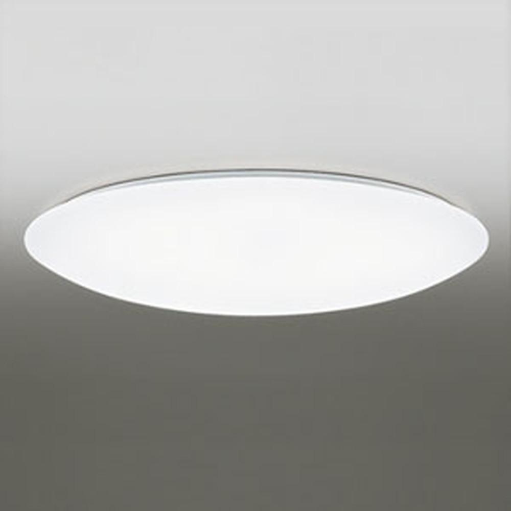 オーデリック LEDシーリングライト ~14畳用 電球色~昼光色 調光・調色タイプ リモコン付 OL251269