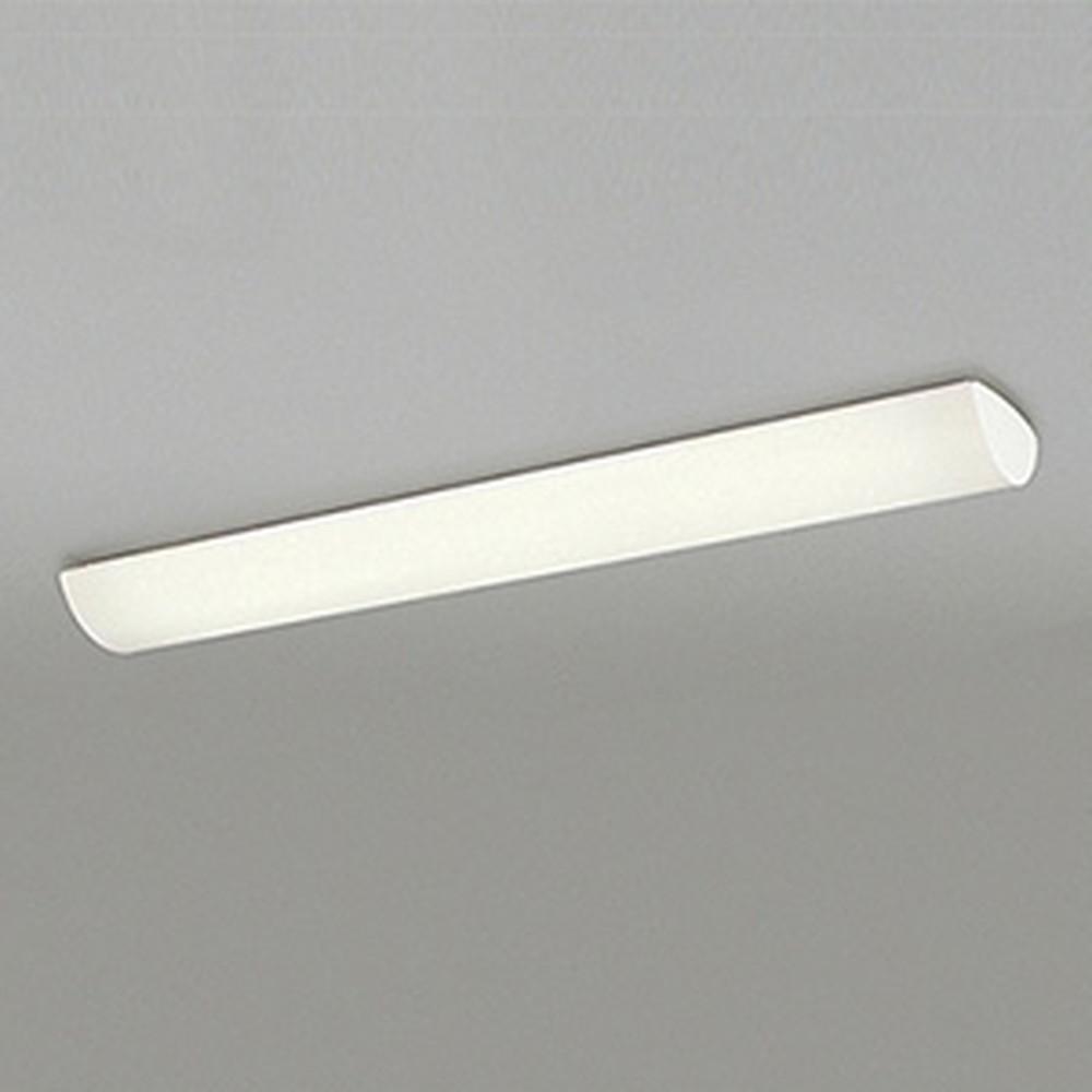 オーデリック LEDキッチンライト 引掛シーリングタイプ FL40W×2灯相当 天井面取付専用 電球色 OL251335L