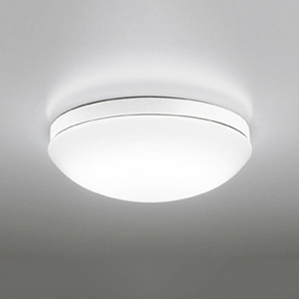 オーデリック LEDバスルームライト 防雨・防湿型 壁面・天井面・傾斜面取付兼用 FCL30W相当 昼白色 白 OW269013ND
