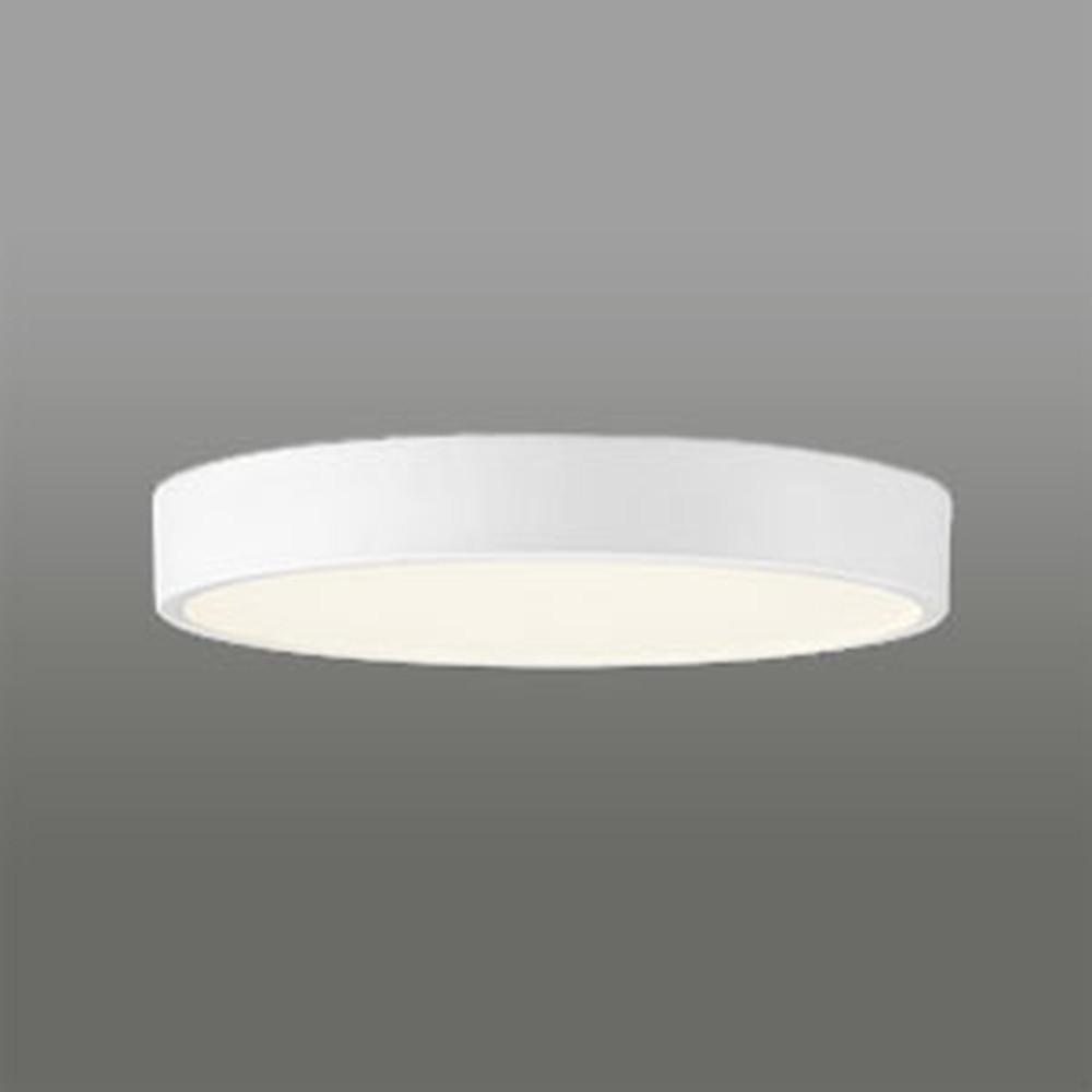 オーデリック LED小型シーリングライト 《FLAT PLATE》 FCL30W相当 電球色 非調光タイプ OL251727