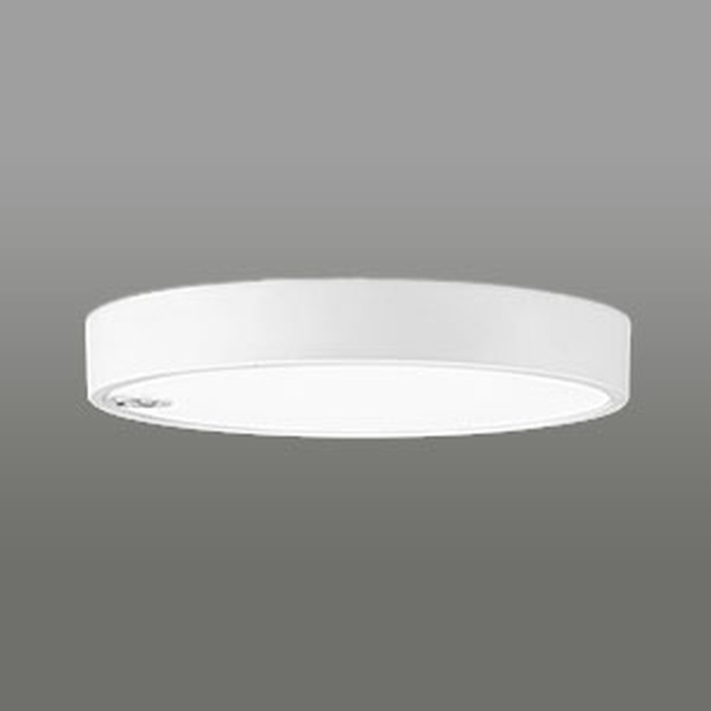 オーデリック LED小型シーリングライト 《FLAT PLATE》 FCL30W相当 昼白色 人感センサON-OFF型 非調光タイプ OL251734