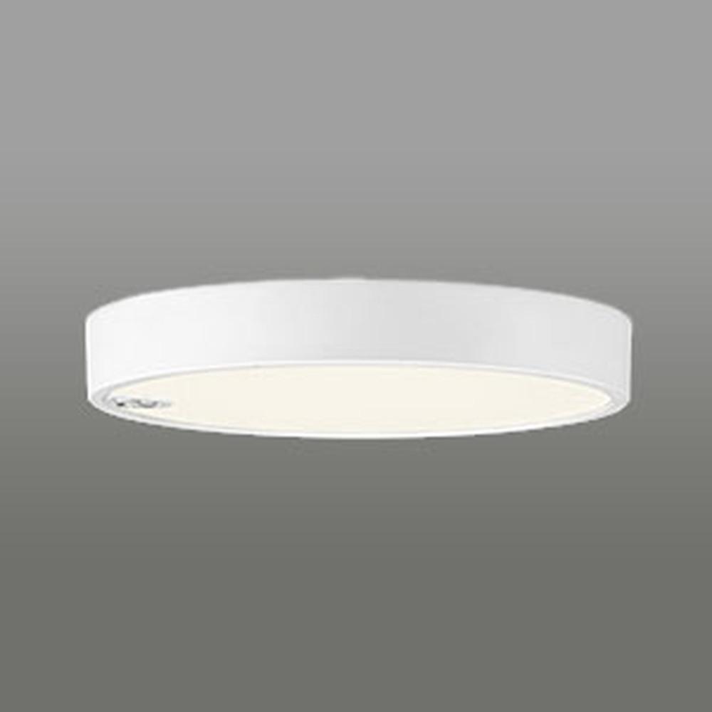 オーデリック LED小型シーリングライト 《FLAT PLATE》 FCL30W相当 電球色 人感センサON-OFF型 非調光タイプ OL251735