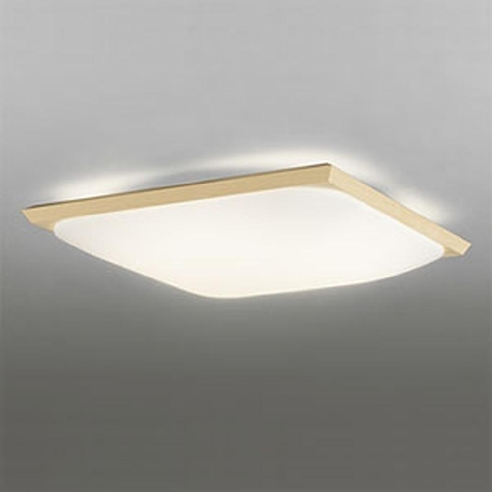 オーデリック LED和風シーリングライト ~10畳用 電球色~昼光色 調光・調色タイプ リモコン付 OL291344