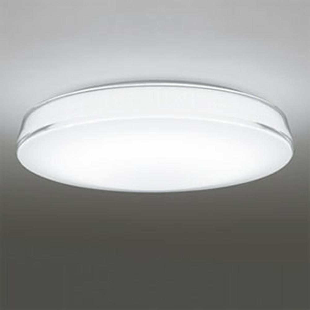 オーデリック LEDシーリングライト 《CLEAR COMPOSITION》 ~6畳用 電球色~昼光色 調光・調色タイプ リモコン付 OL251584